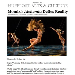 HuffPost Arts&CultureMomix Review